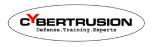 Cybertrusion Logo with Ellipse